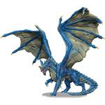 WIZKIDS/NECA D&D IotR Adult Blue Dragon