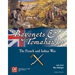 GMT Bayonets & Tomahawks The French and Indian War