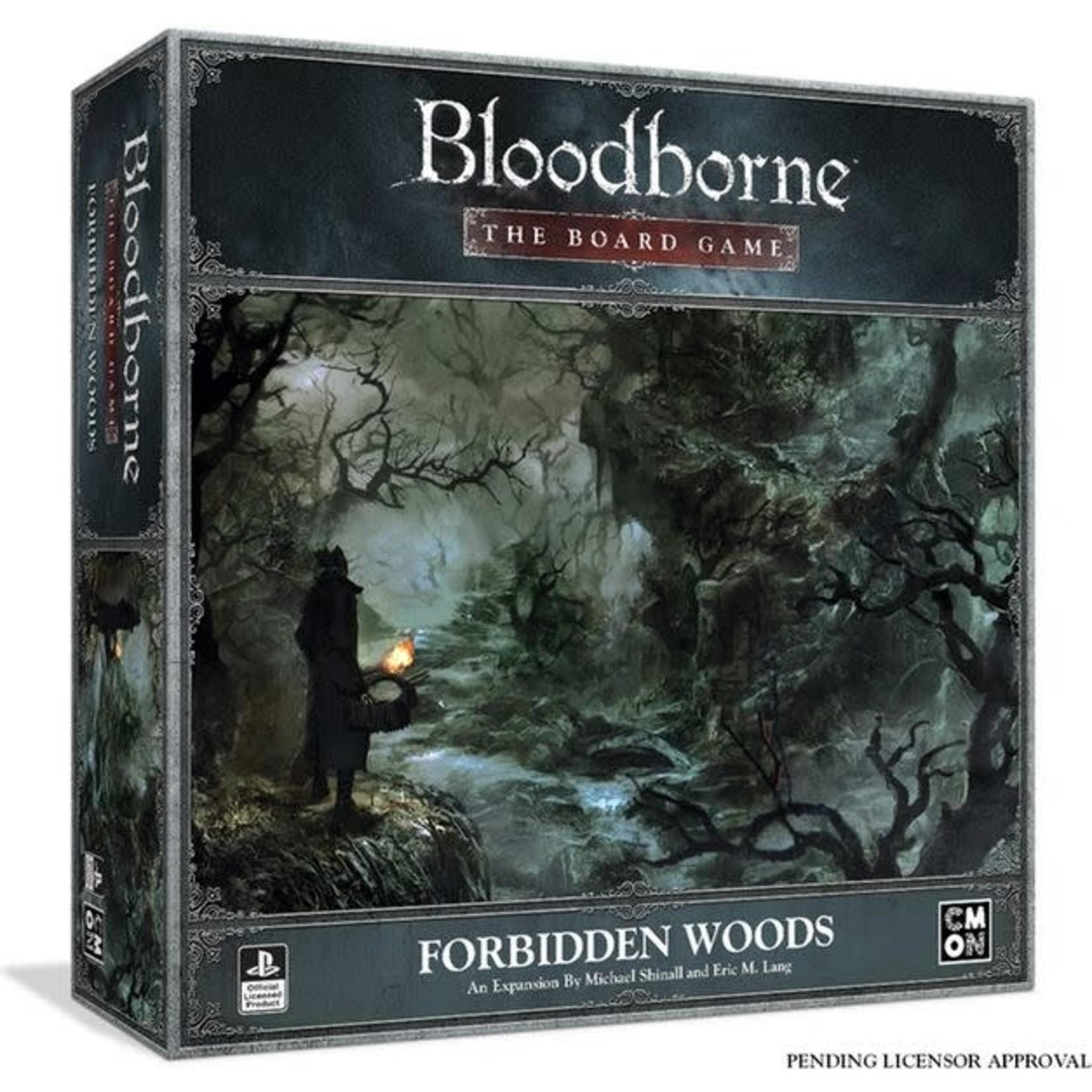 CMON Bloodborne Forbidden Woods