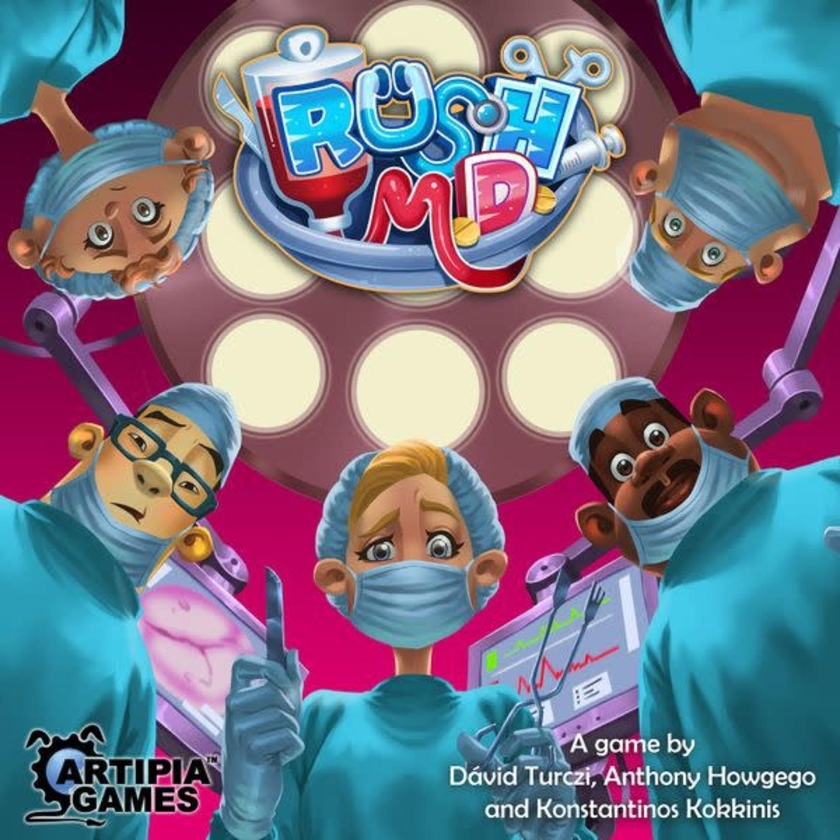 Artipia Games Rush M.D.