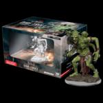 WIZKIDS/NECA D&D Dire Troll Paint Night Kit