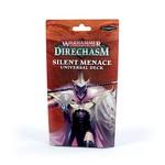 Games Workshop WH Underworlds Direchasm Silent Menace Deck