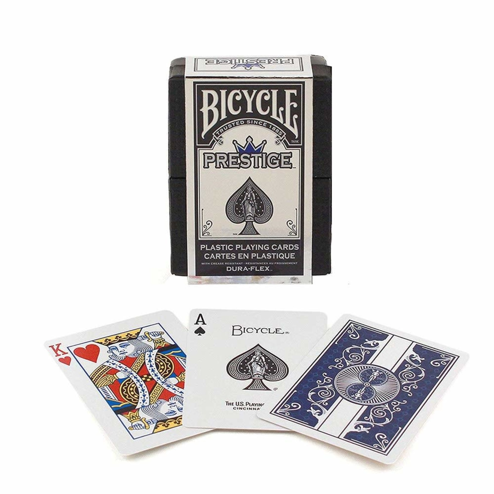 The United States Playing Card Company Bicycle Prestige Playing Cards
