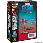 Atomic Mass Games MCP Scarlet Witch & Quicksilver Character Pack