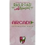 Horrible Guild Railroad Ink Challenge Arcade Expansion