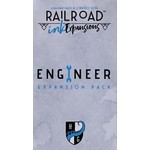 Horrible Guild Railroad Ink Challenge Engineer Expansion