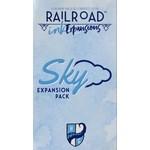 Horrible Guild Railroad Ink Challenge Sky Expansion