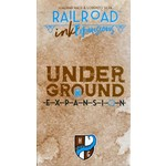 Horrible Guild Railroad Ink Challenge Underground Expansion