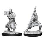WIZKIDS/NECA D&DNMUM Warforged Monk W14