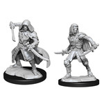 WIZKIDS/NECA D&DNMUM Warforged Rogue W14