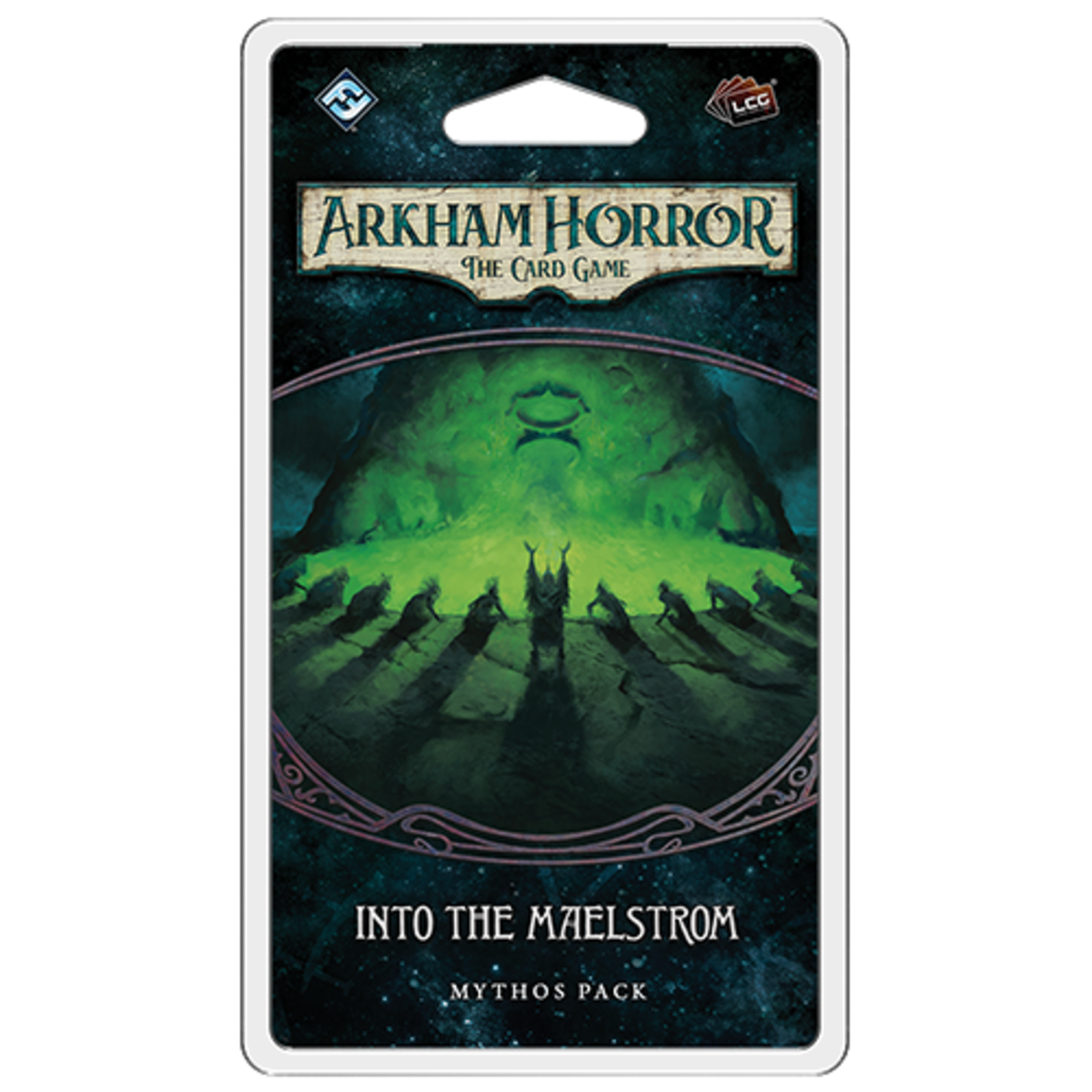 Fantasy Flight Games Arkham Horror Trading Card Game: Into the Maelstrom Mythos