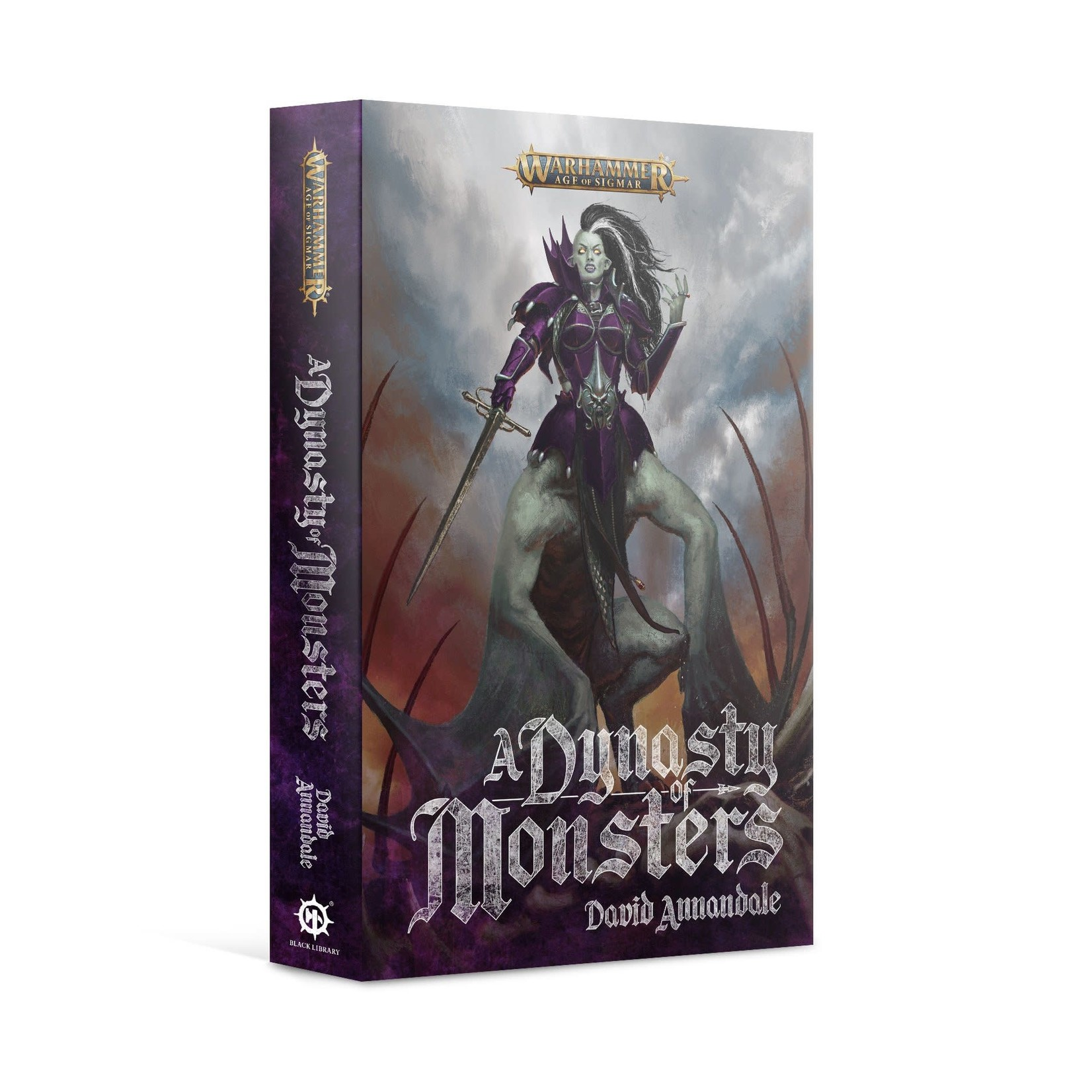 Games Workshop A Dynasty of Monsters