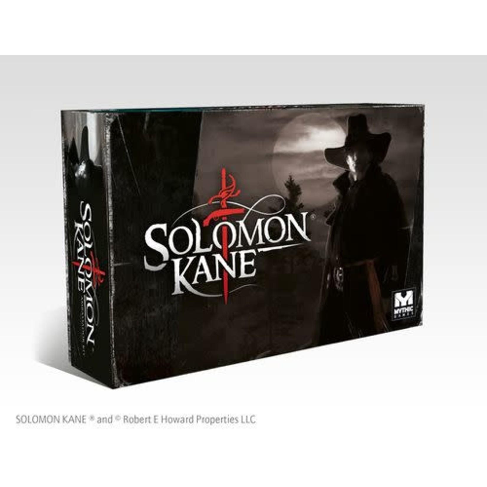 Solomon Kane Core Puritan Kickstarter