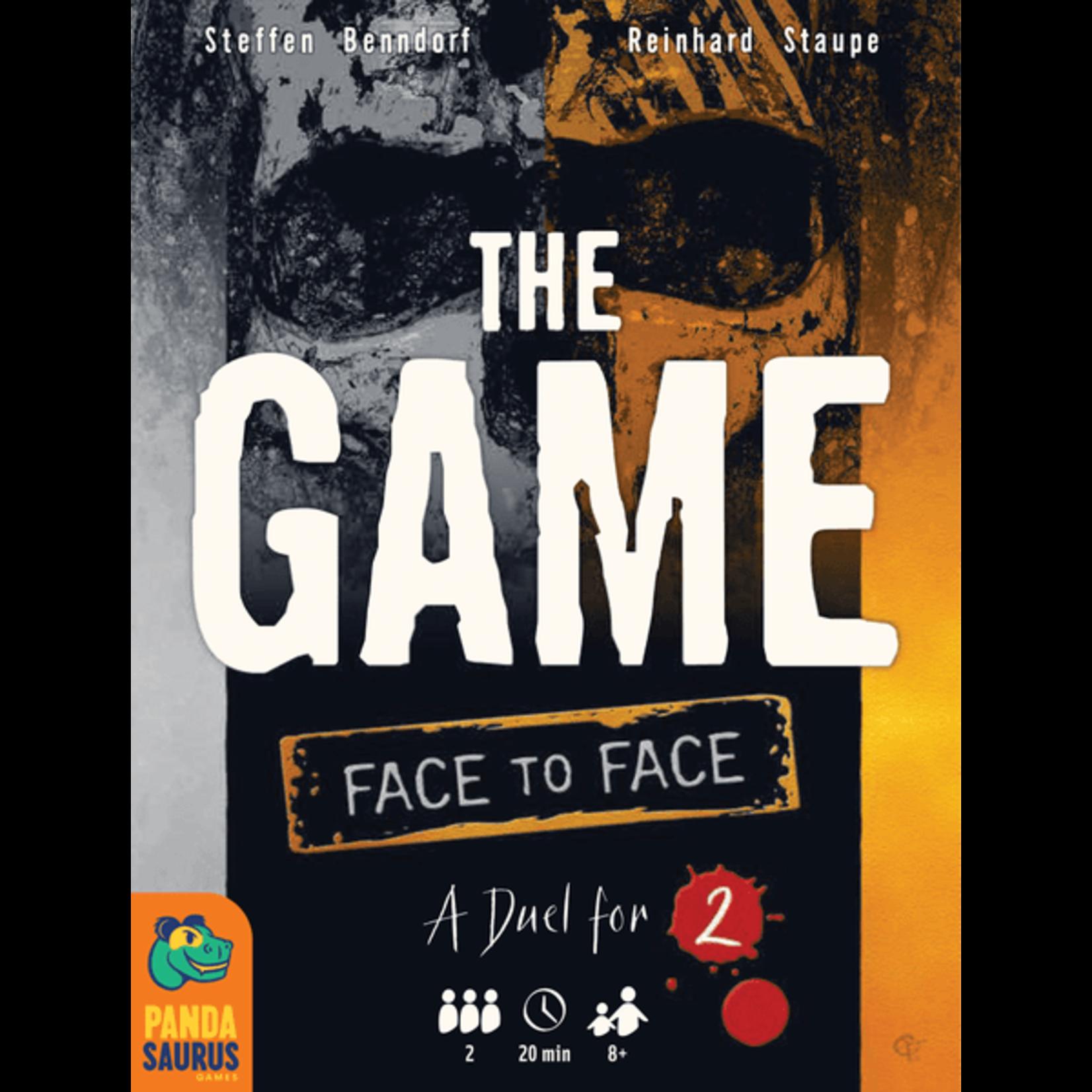 Pandasaurus Games The Game Face to Face