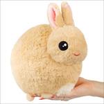 """squishable Mini Tan Netherland Dwarf Bunny Squishable 7"""""""