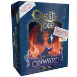 USAopoly Onward Quests of Yore Barley's Edition