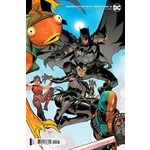 DC COMICS Batman Fortnite Zero Point #4 B