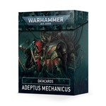 Games Workshop DATACARDS Adeptus Mechanicus