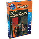 Renegade Game Studios EC Comics Puzzle Series Weird Science-Fantasy No 29