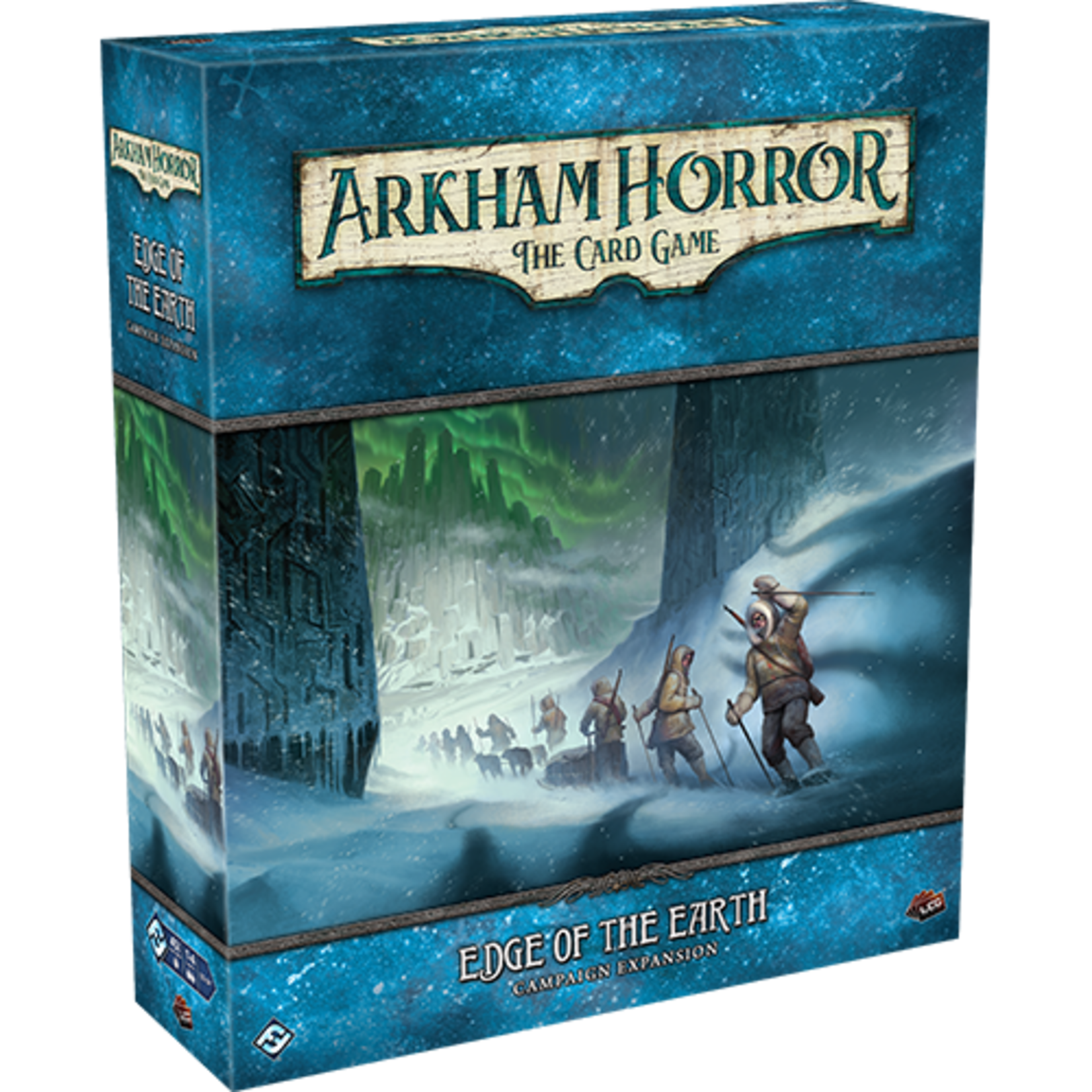 Fantasy Flight Games Arkham Horror: The Card Game  Edge of the Earth Investigator Expansion