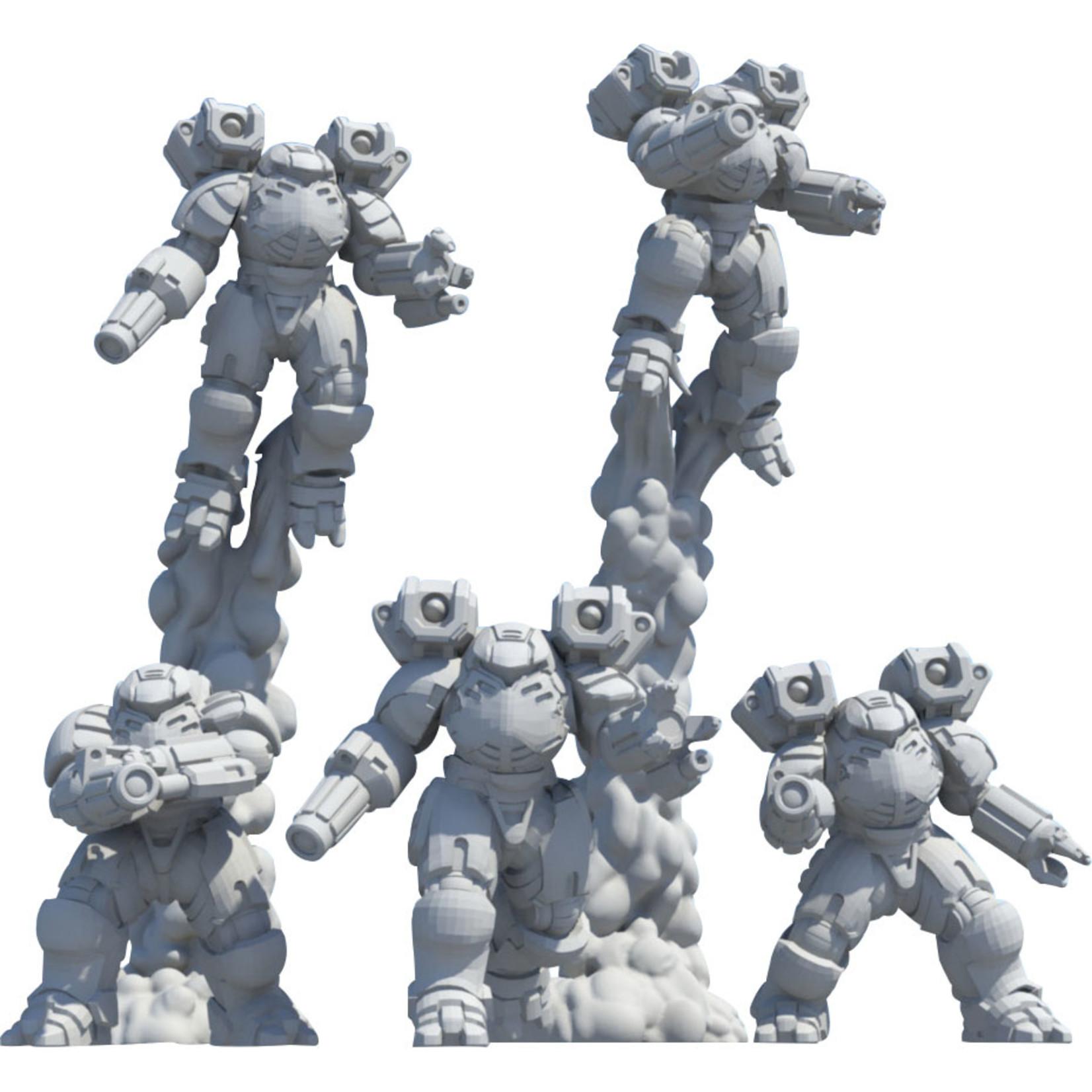 Catalyst Game Labs BattleTech: Miniature Force Pack - Elemental Star