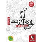 Pegasus Spiele MicroMacro Crime City