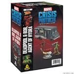 Atomic Mass Games MCP Deadpool & Bob, Agent of Hydra