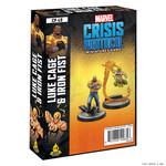 Atomic Mass Games MCP Luke Cage & Iron Fist