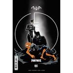 DC COMICS Batman Fortnite Zero Point #5 Premium Variant E