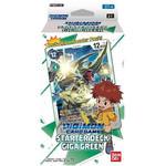 BANDAI CO Digimon TCG: Starter Deck - Giga Green