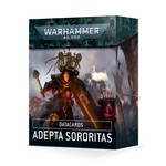 Games Workshop DATACARDS Adepta Sororitas