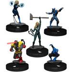 WIZKIDS/NECA Marvel HeroClix: Avengers Fantastic Four Empyre  Miniatures Game