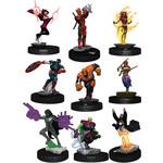 WIZKIDS/NECA Marvel HeroClix: Avengers Fantastic Four Empyre Booster Brick