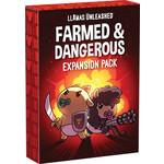TeeTurtle Llamas Unleashed Farmed & Dangerous