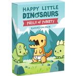 TeeTurtle Happy Little Dinosaurs Perils of Puberty