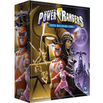 Renegade Game Studios Power Rangers Deck Building Game