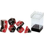 Gate Keeper Games Supernova Magma Dice 7 set