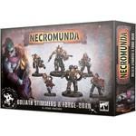 Games Workshop Necromunda Goliath Stimmers & Forge-born