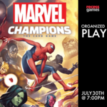 Recess Marvel Champions Organized Play - July 30th