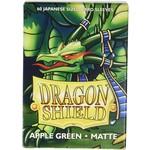 Arcane Tinmen Dragon Shield: Japanese Matte Green Apple (60)