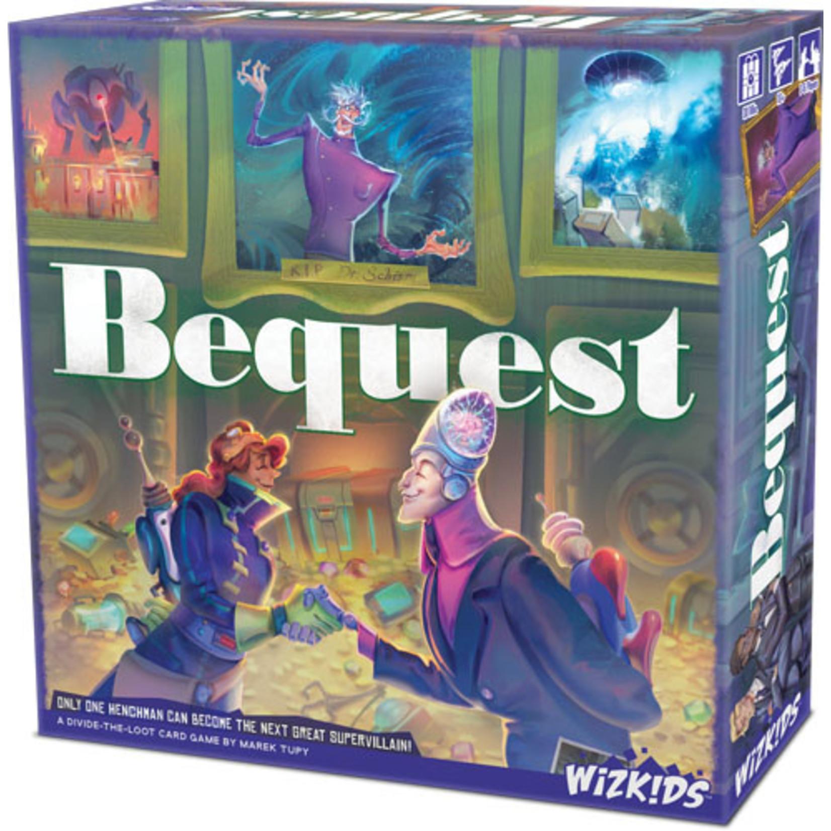 WIZKIDS/NECA Bequest