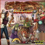 Slugfest Games Red Dragon Inn 8 The Pub Crawl