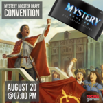 Recess Mystery Booster Draft Convention - August 20th