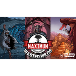 Rock Manor Games Maximum Apocalypse Wasted Wilds