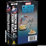 Atomic Mass Games MCP Captain America & War Machine Character Pack