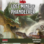 Recess D&D Adventure League - Lost Mine of Phandelver