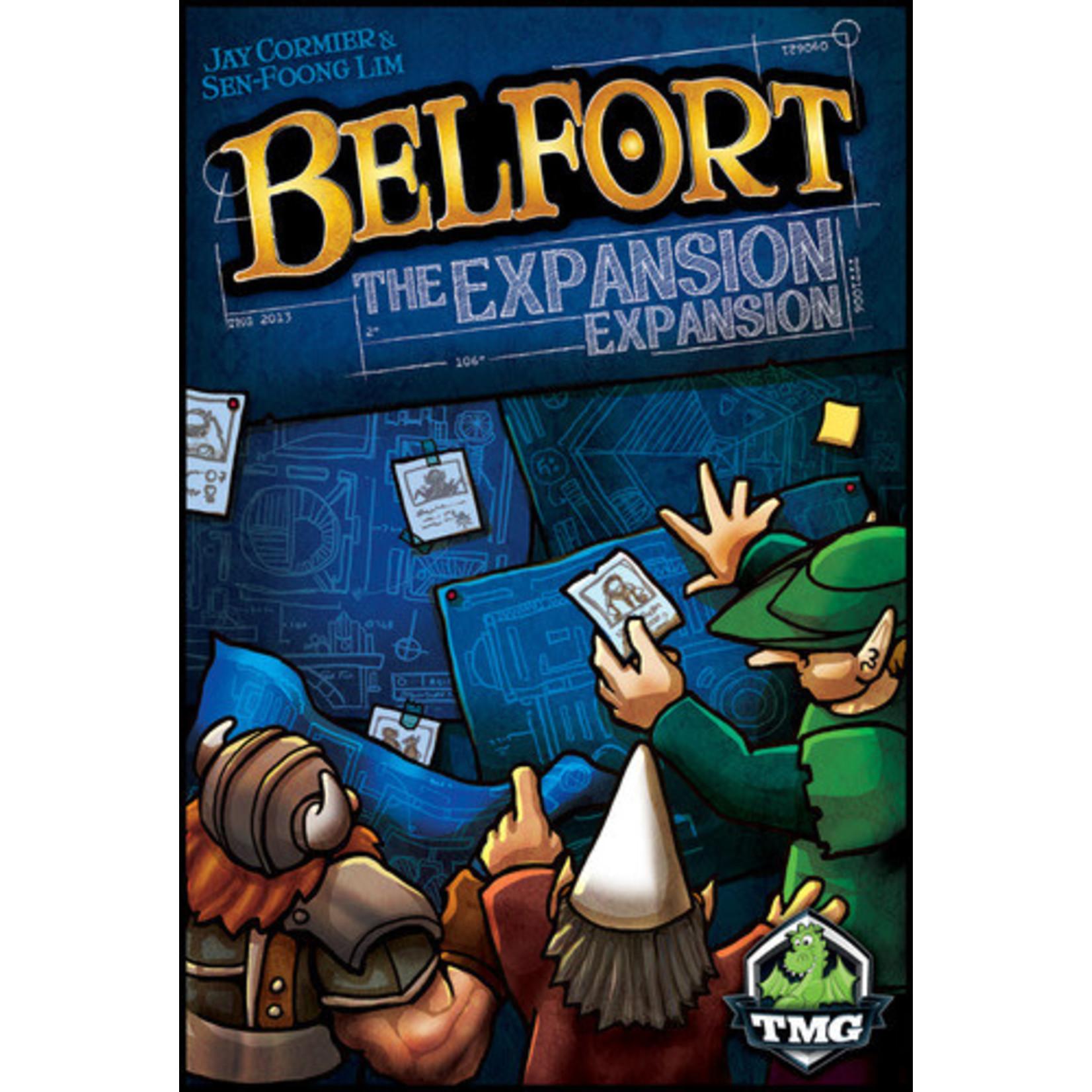 Tasty Minstrel Games Belfort: The Expansion Expansion