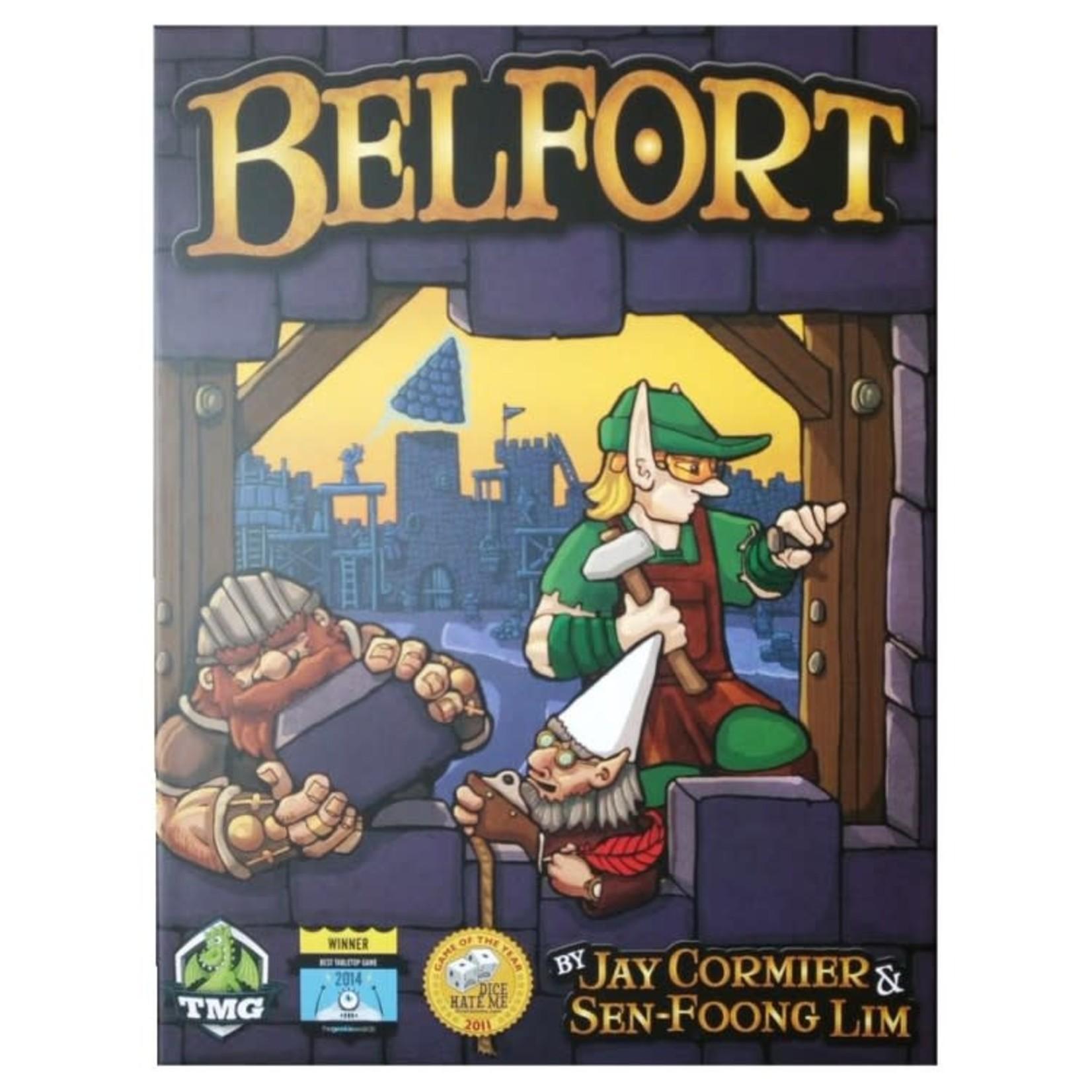 Tasty Minstrel Games Belfort Anniversary Edition