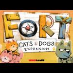 Leder Games Fort Cats & Dogs Expansion