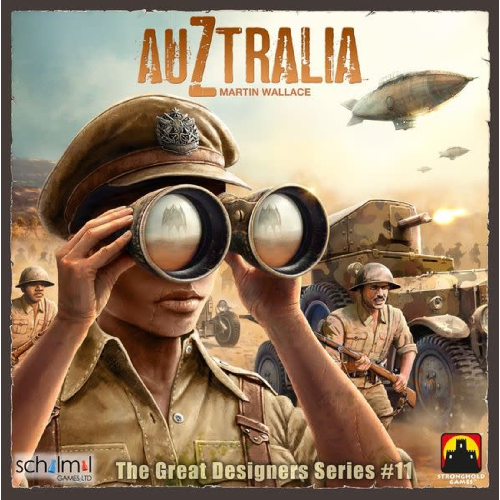 Stronghold Games AuZtralia